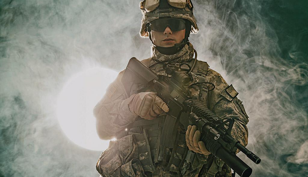 Vojenské vybavení